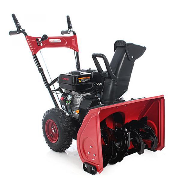 Die zweistufigen Modelle sind mit Antriebsräderm ausgestattet