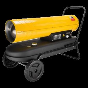 Diesel-Heißlufterzeuger direkte Verbrennung