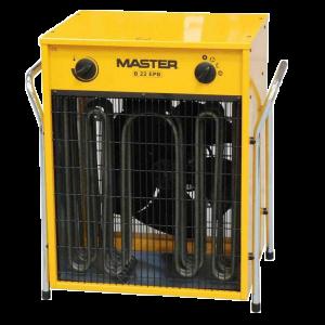Elektrische dreiphasige Heißlufterzeuger Master